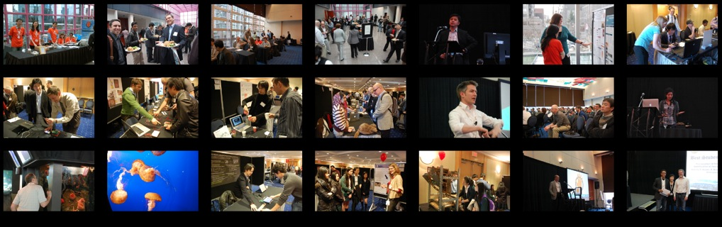 Gallery of photos from Haptics Symposium 2012